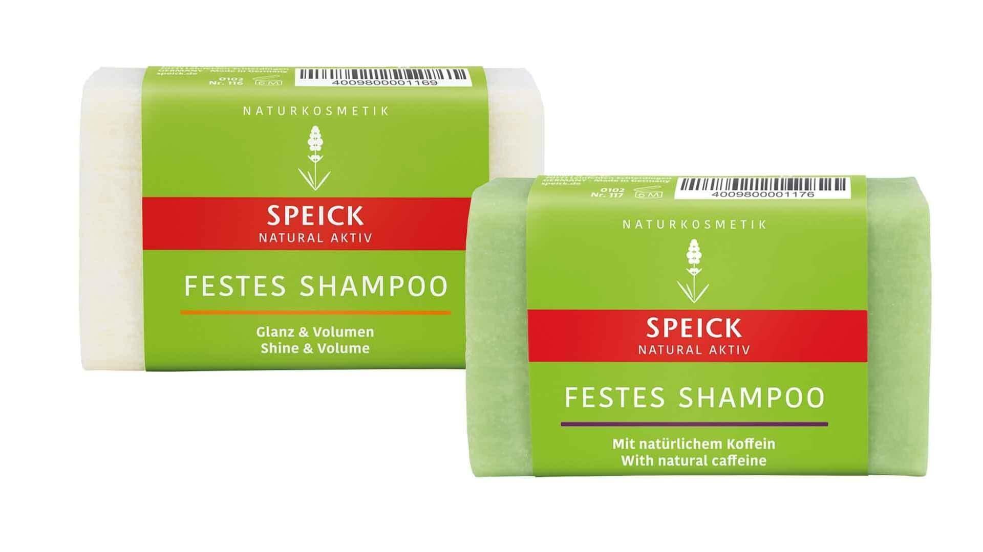 Speick Natural Aktiv Festes Shampoo