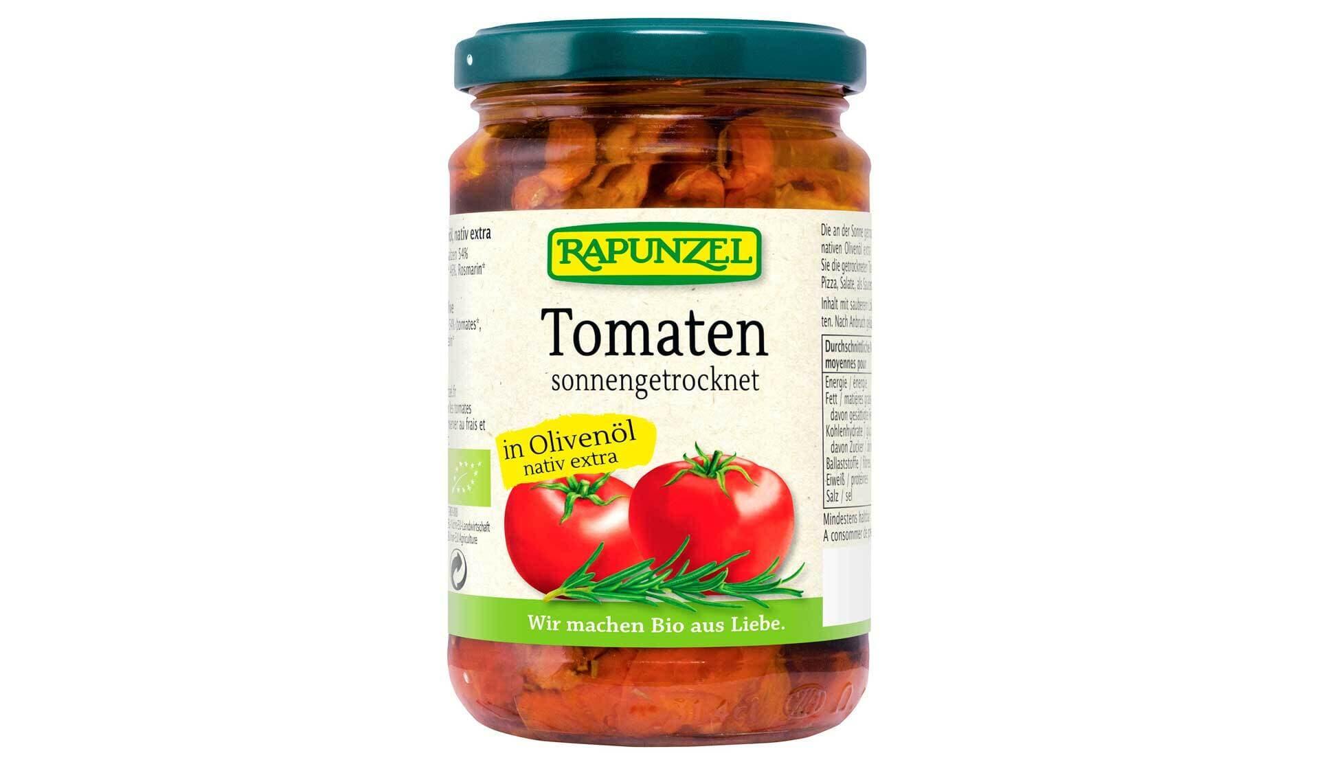 Rapunzel-Tomaten In Oel