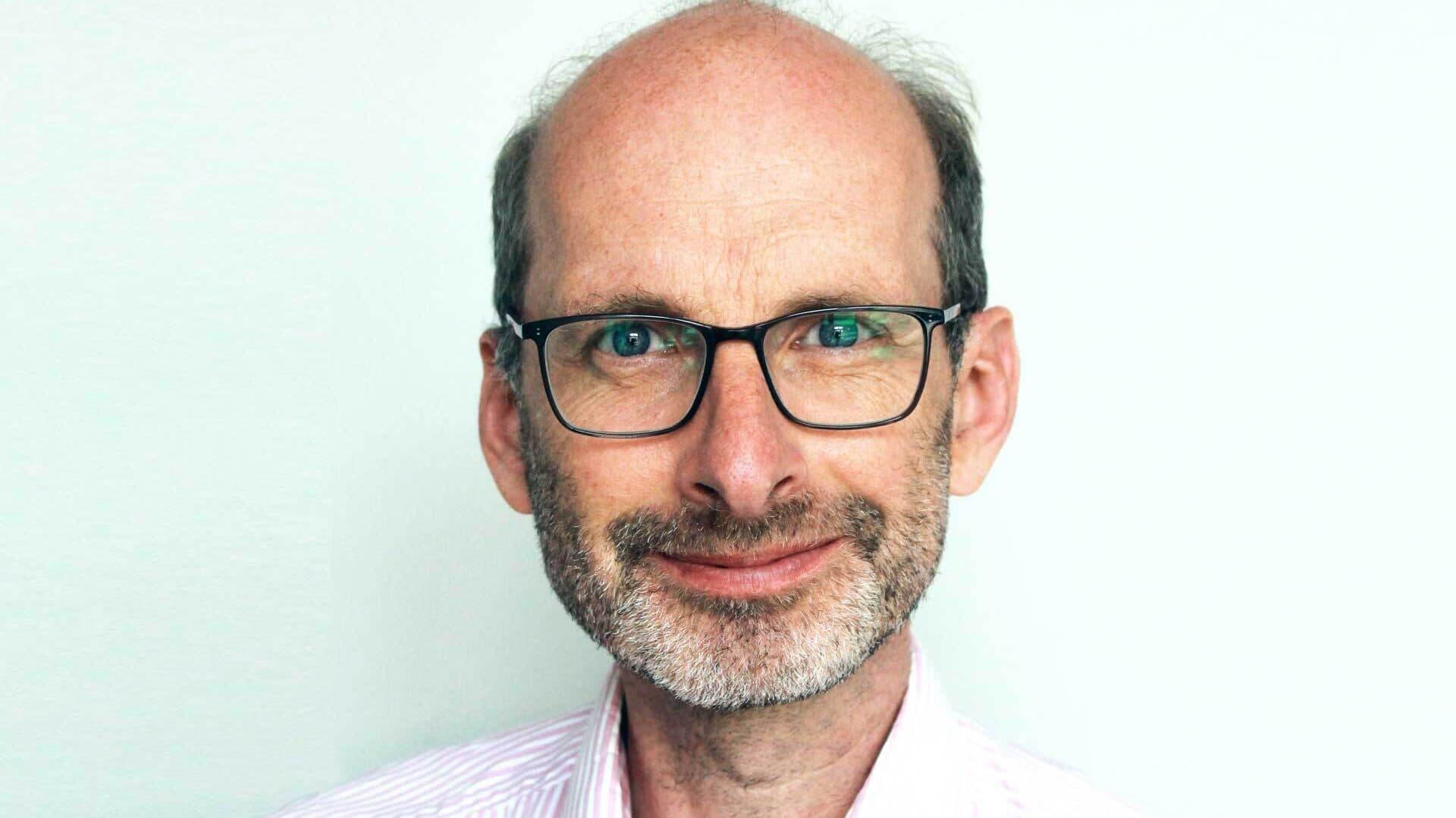 Peter Röhrig vom BÖLW