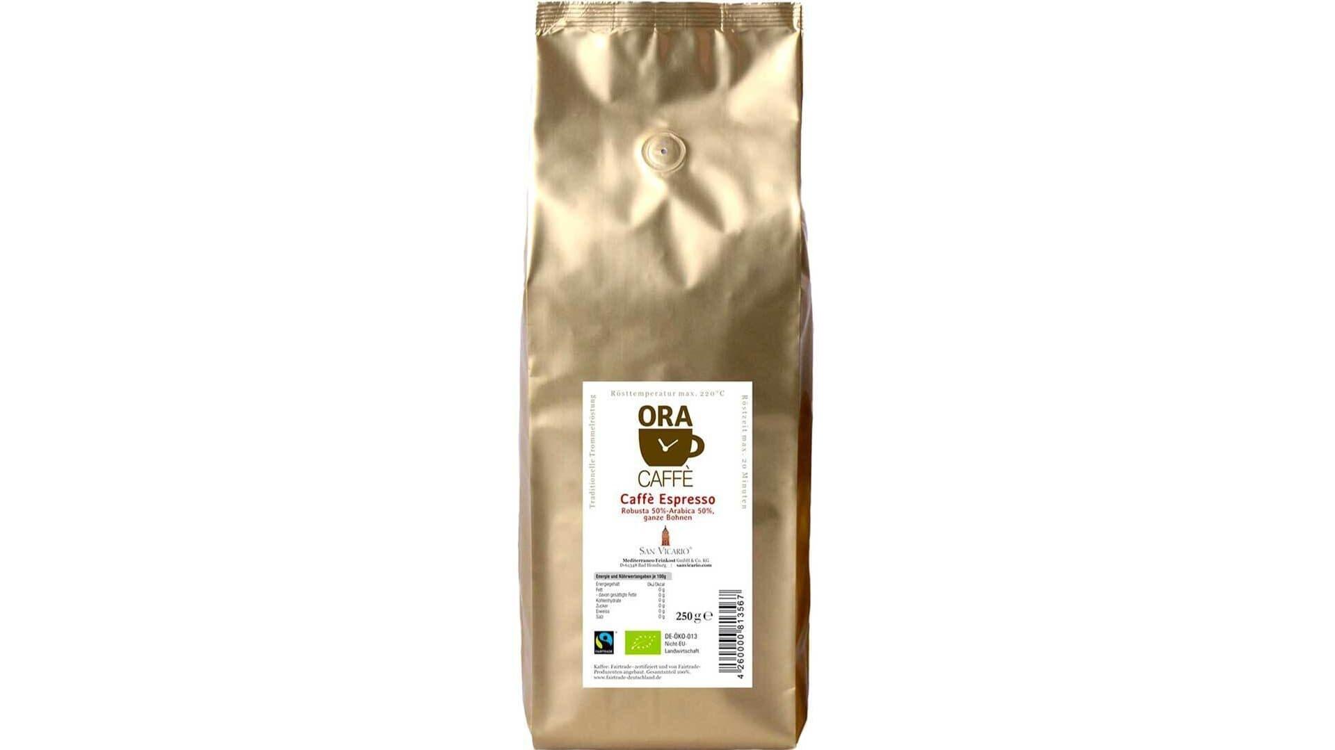Kaffee von Ora