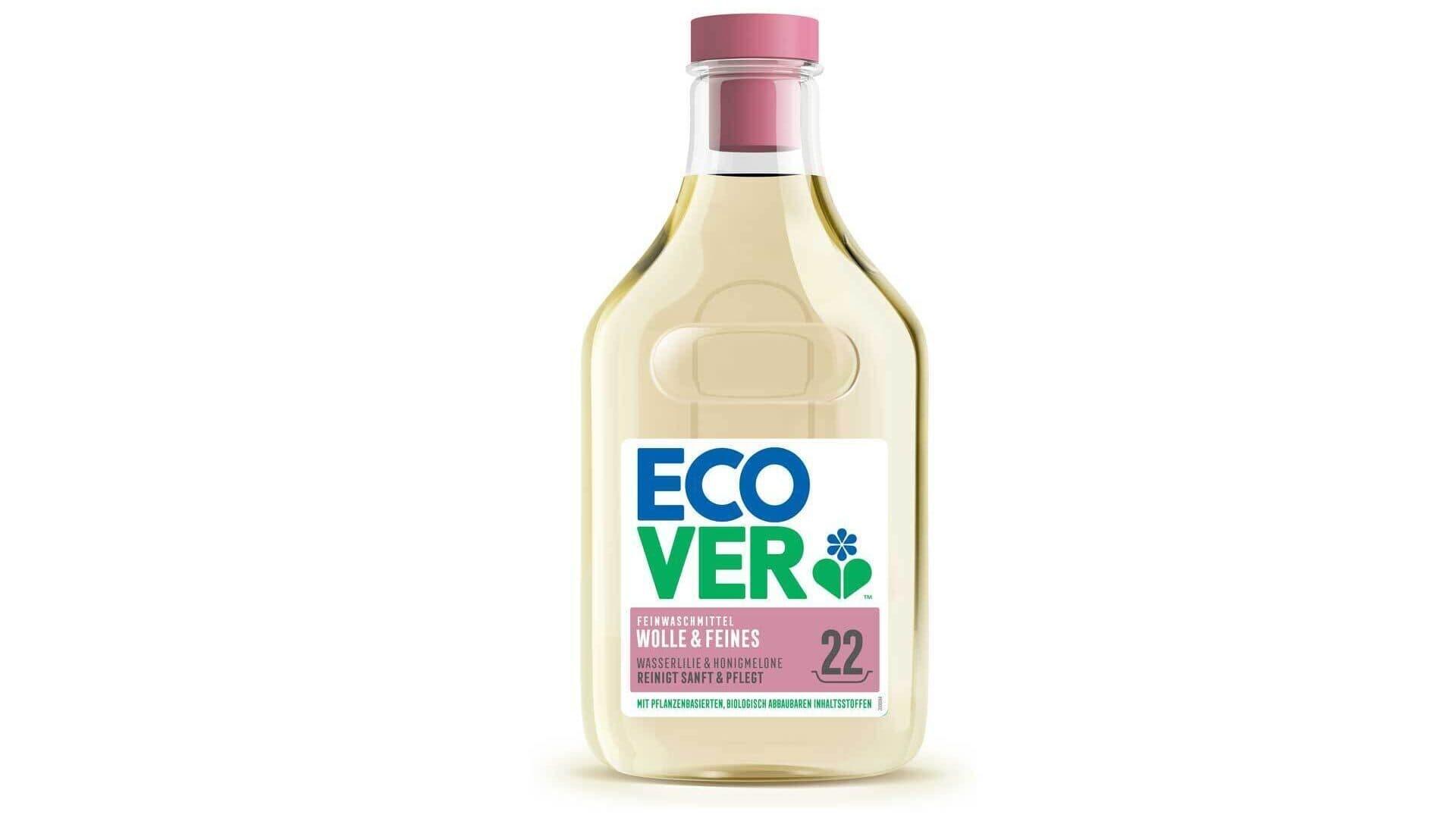 Ecover: Feinwaschmittel Wolle & Feines