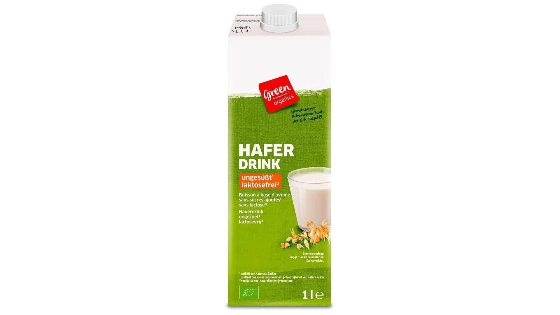 Green Organics Haferdrink