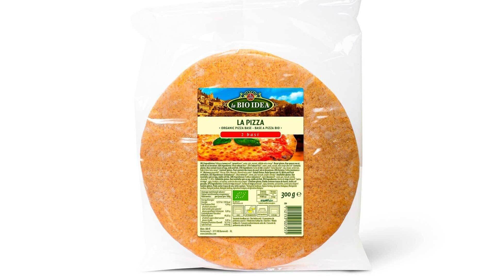 Pizzateig von La Bio Idea