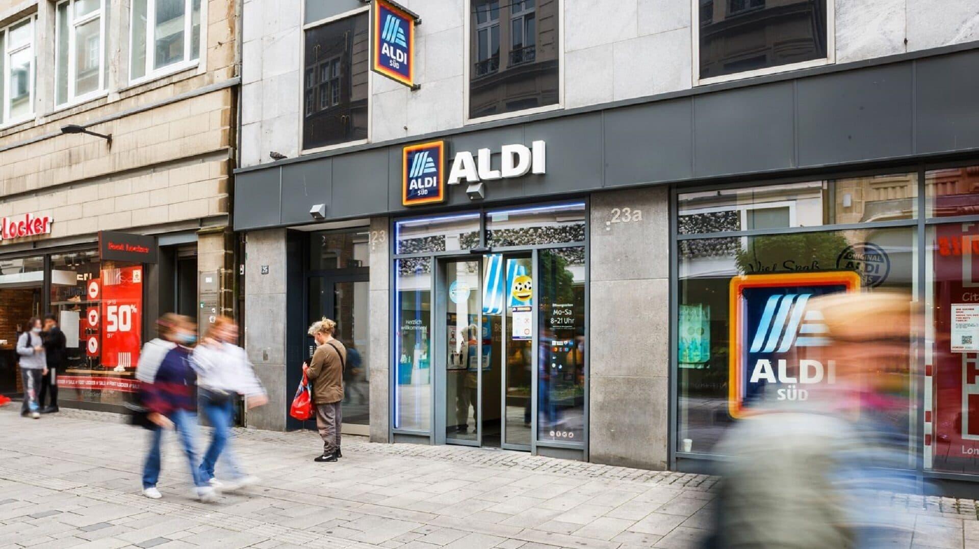 Aldi Düsseldorf