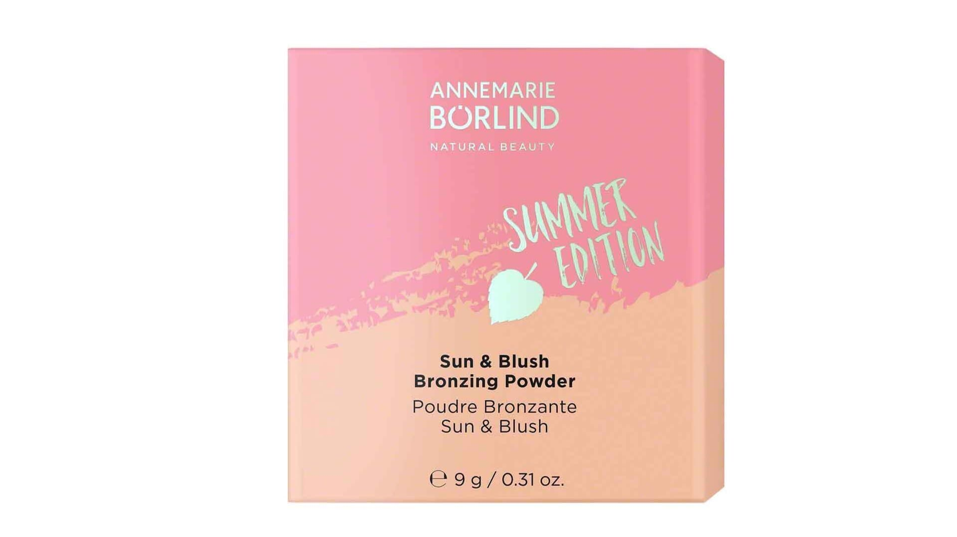 ANNEMARIE BOERLIND SunBlush Bronzing Powder