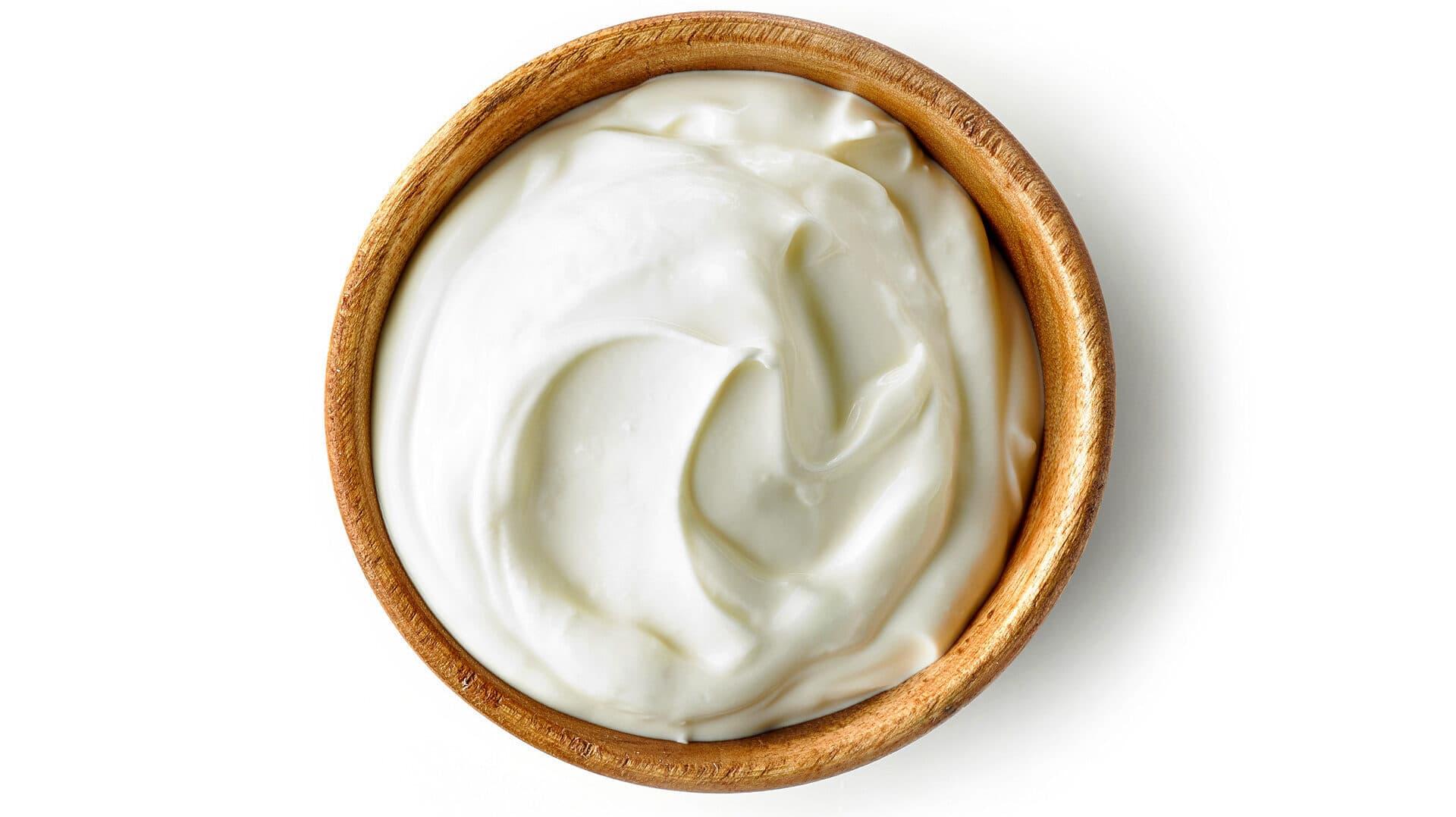 Ziegenjoghurt