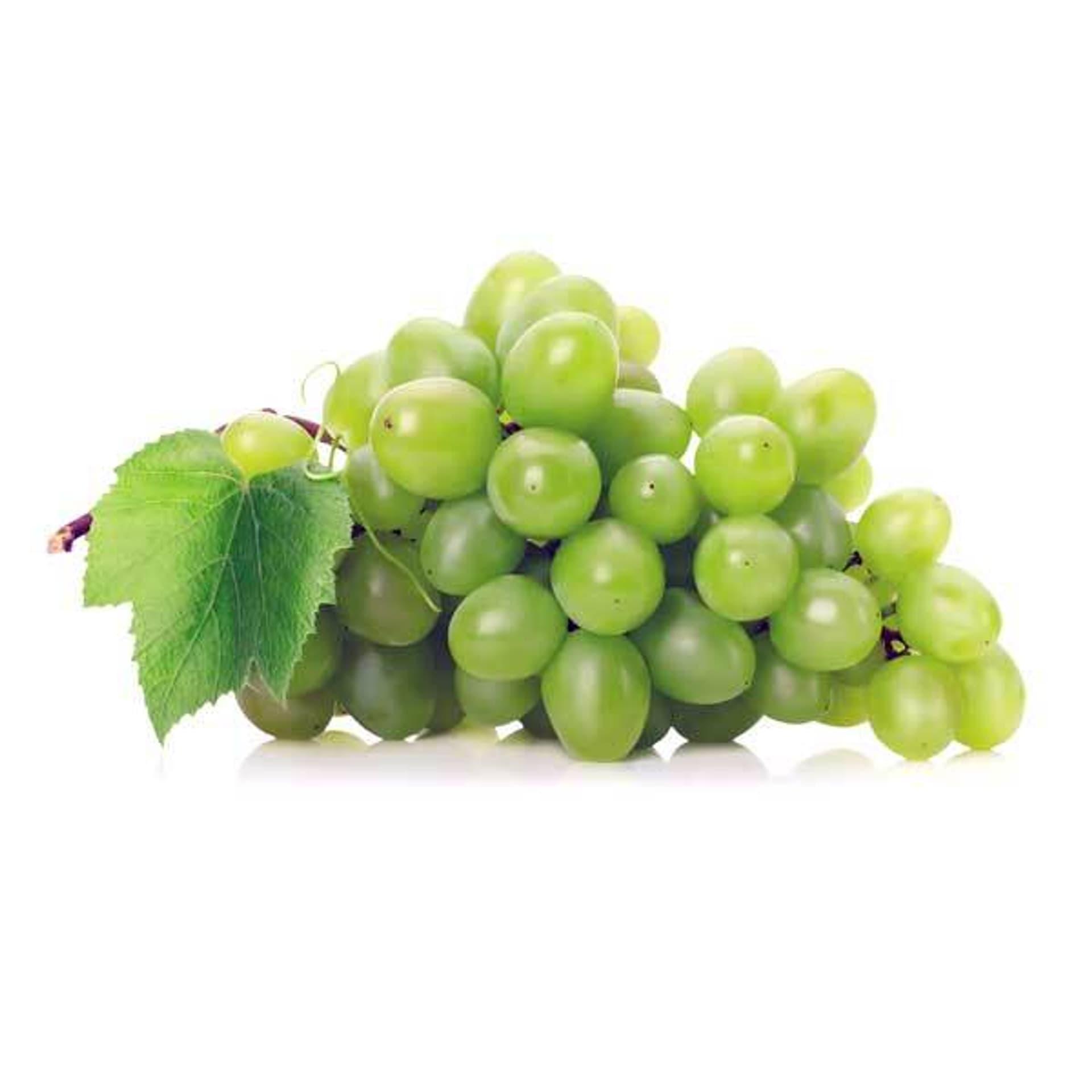 Grüne Trauben Vittoria