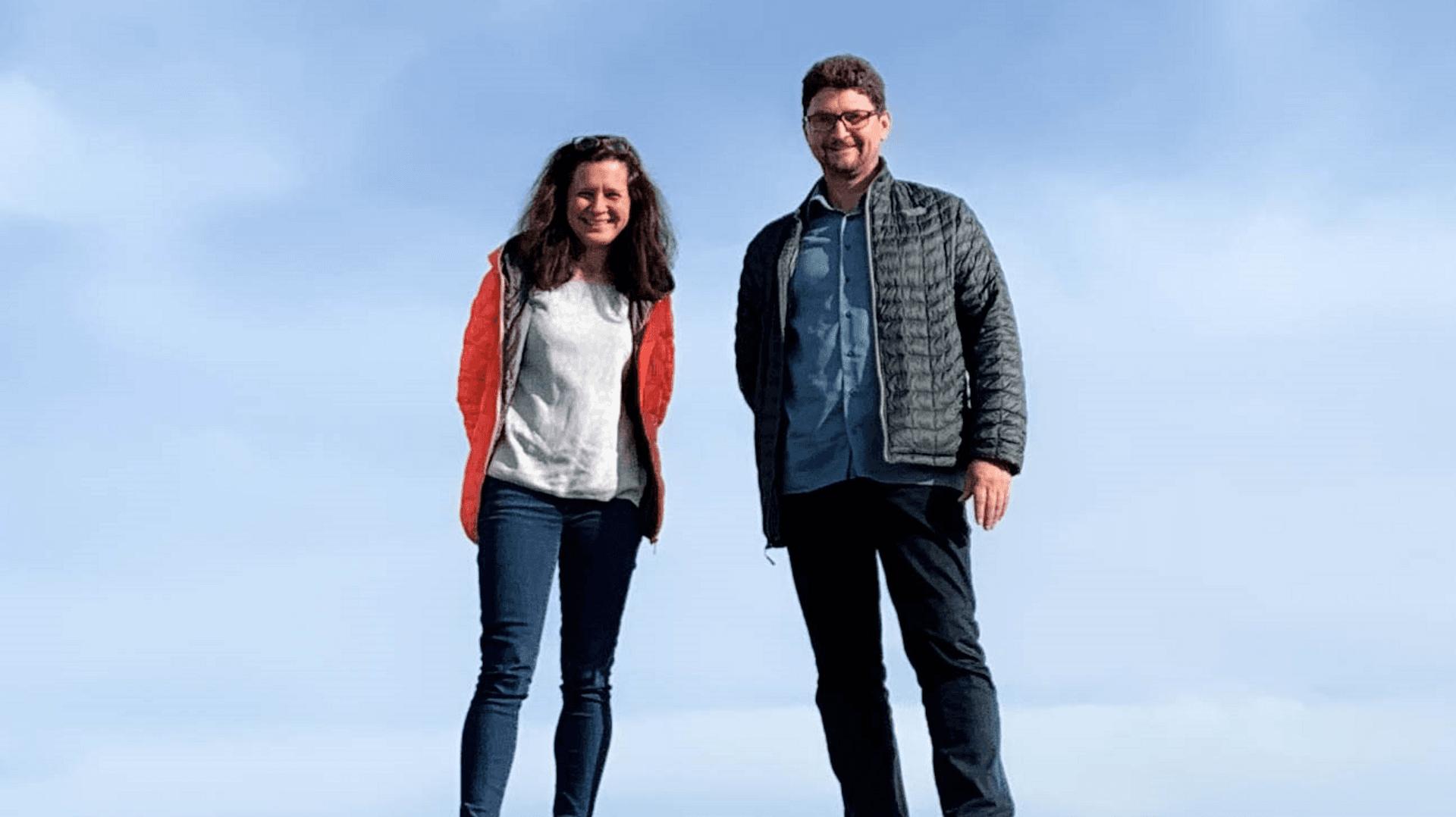 Anja Pfab und Markus Queitsch, Ökoring