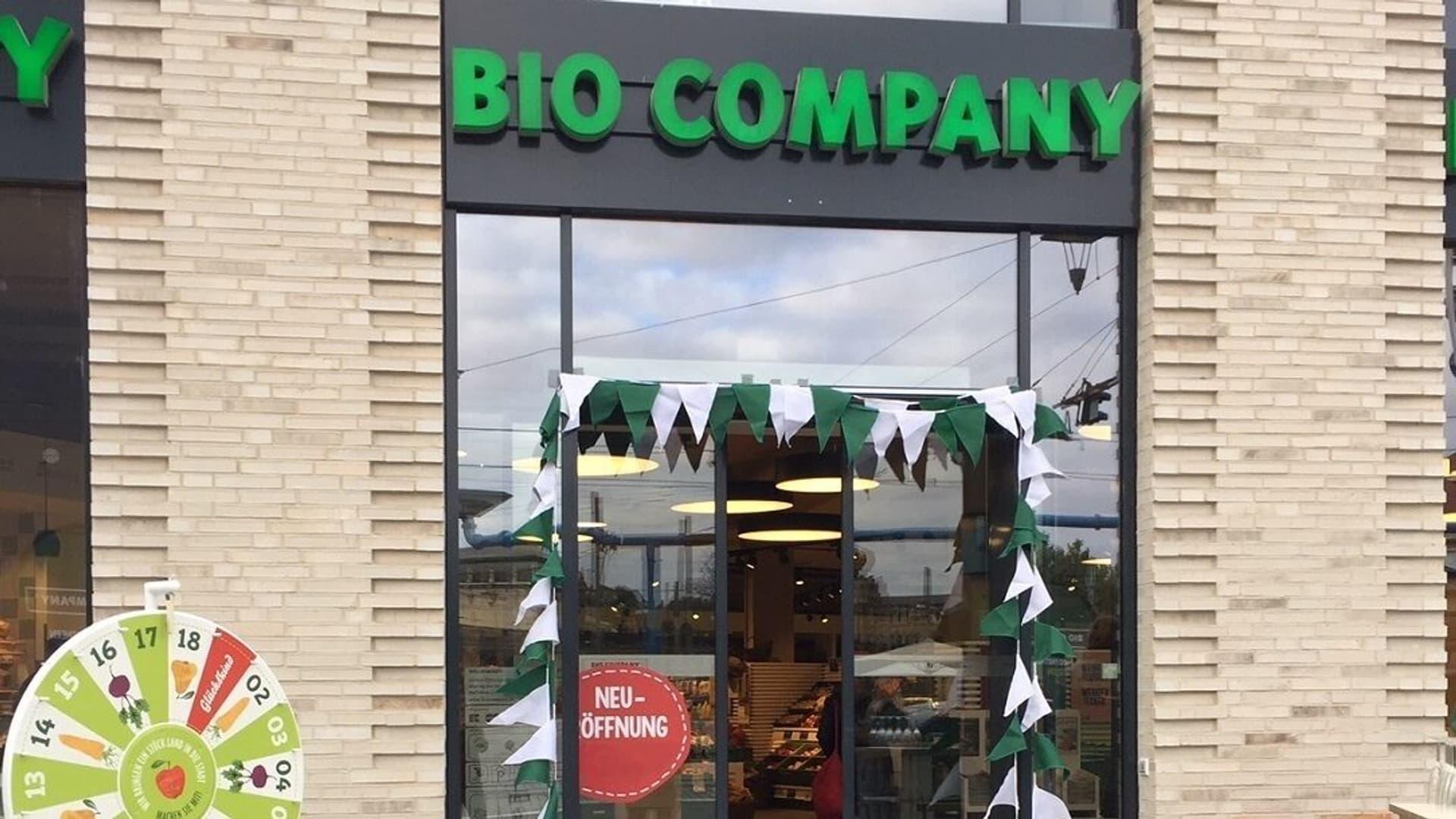 Bio Company Filiale in Dresden