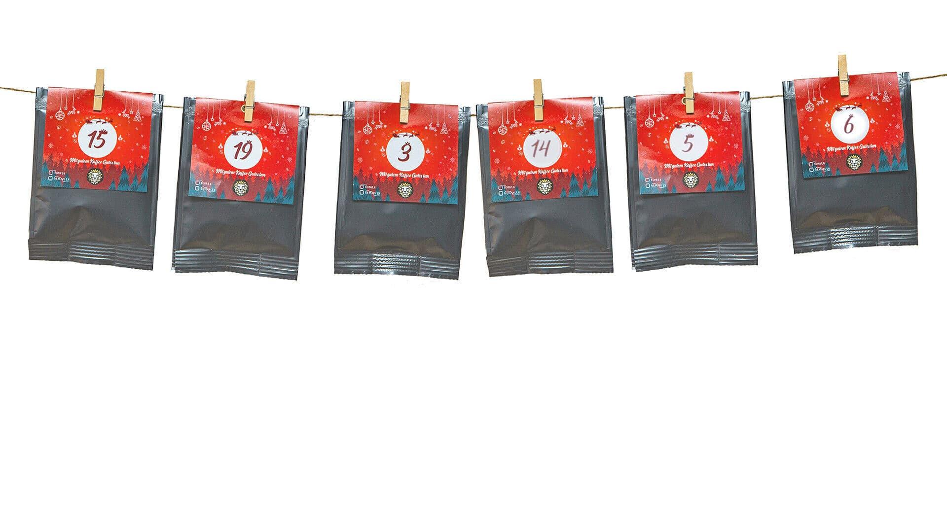 Barista Royal Premium Kaffee Kalender