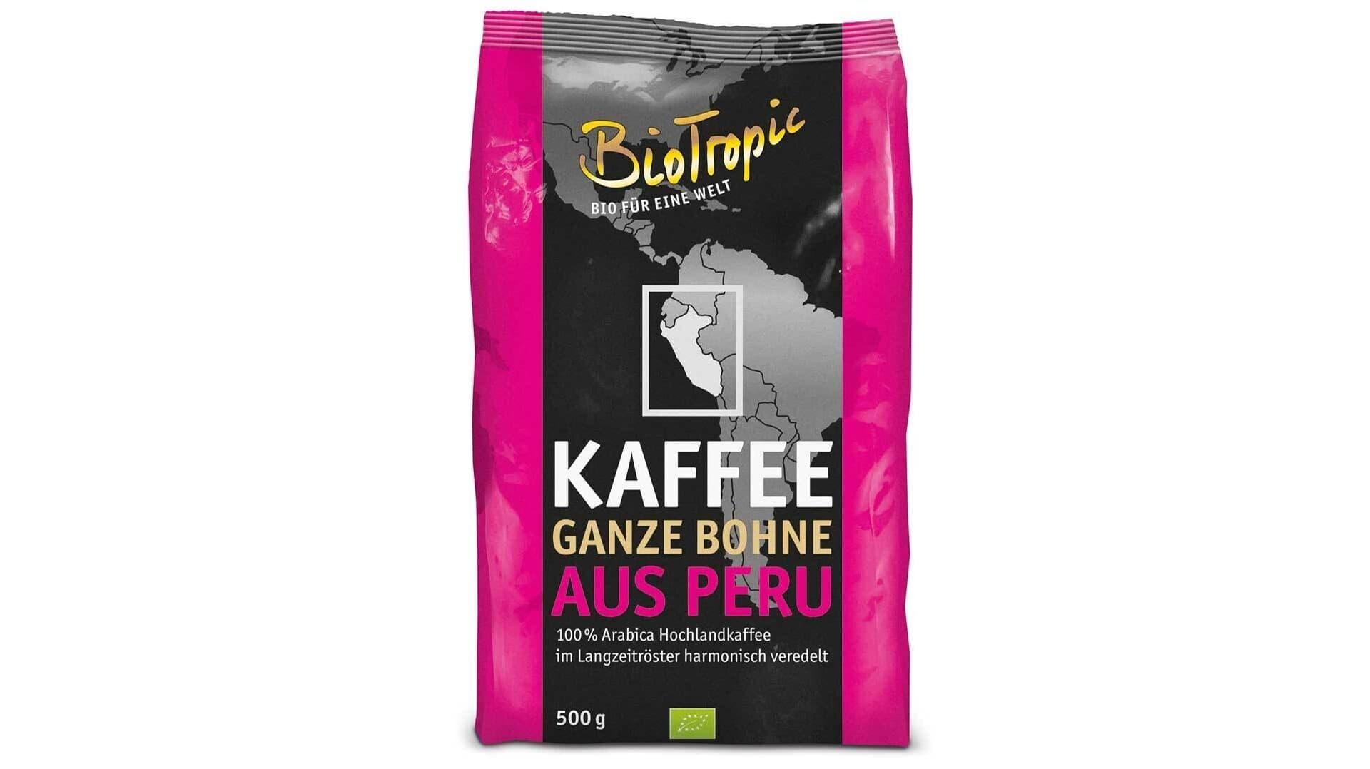 Kaffee von Biotropic