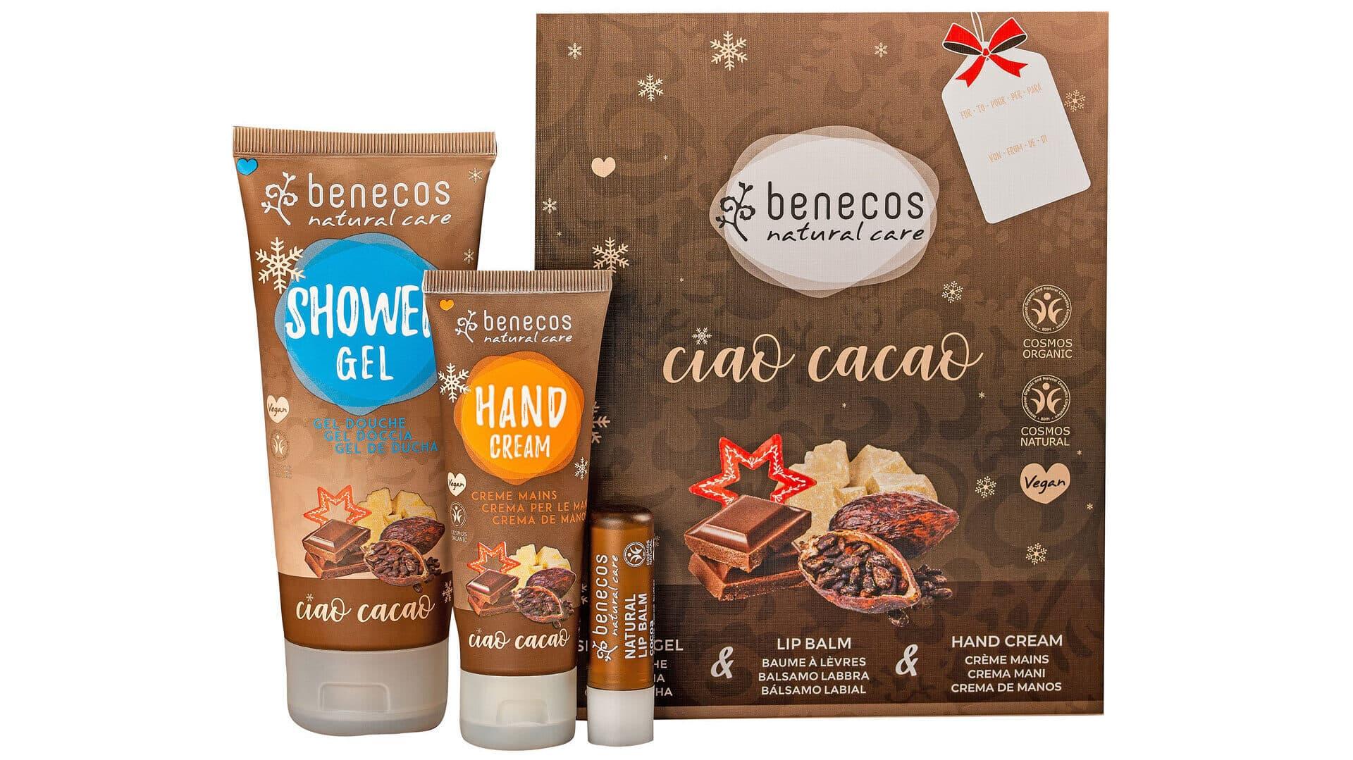 Benecos Geschenkset Ciao Cacao