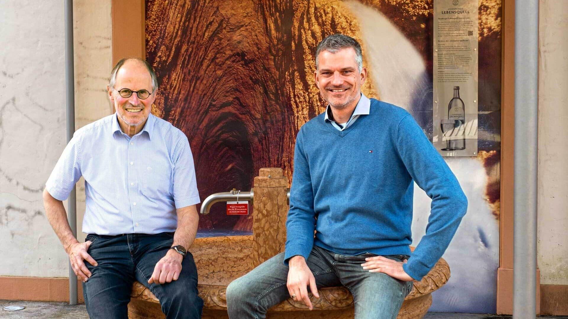 Michael und Philipp Ketterer