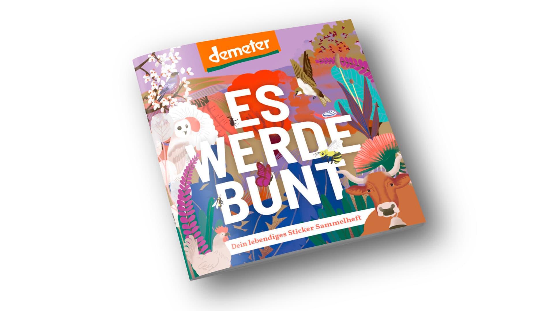 Demeter, Ackerbunt, Kampagne