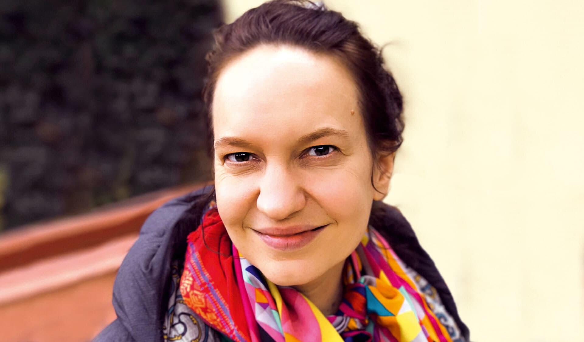 Franziska Geyer Portrait