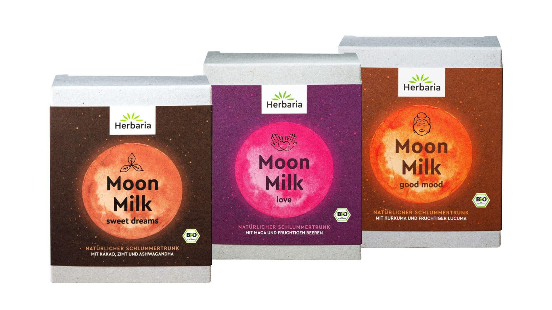 Herbaria Moon Milk