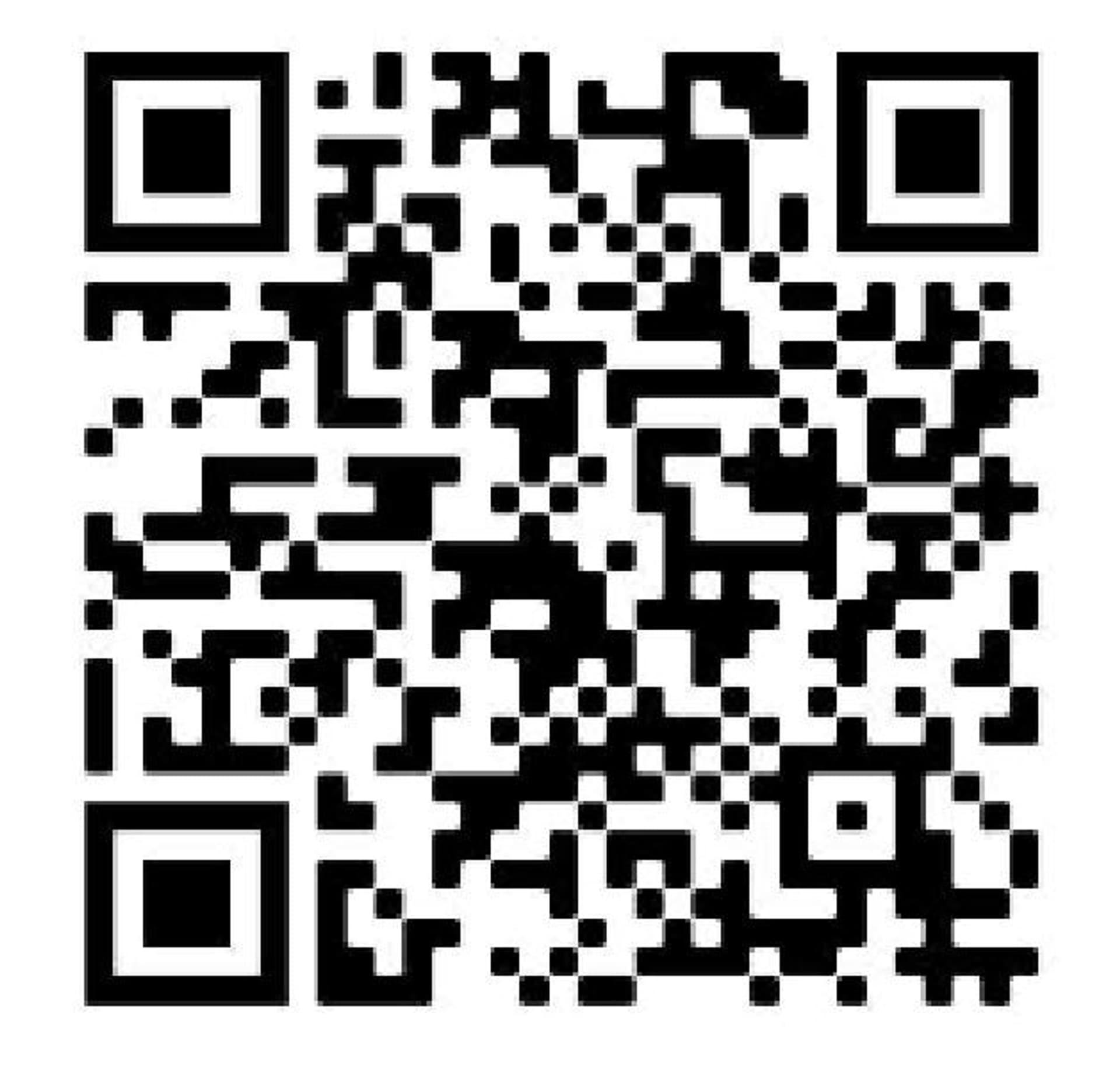 QR-Code, Webseite Klaus Braun