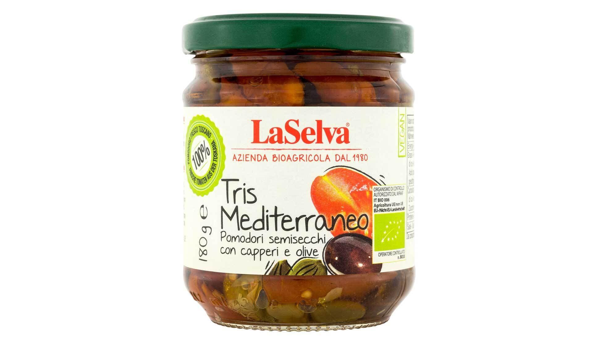 Laselva Tris Mediterraneo