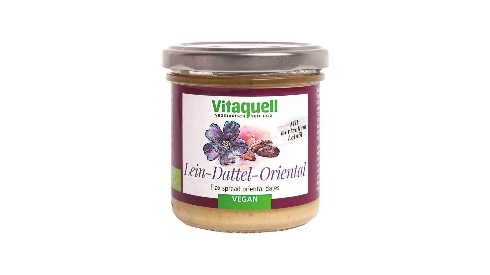 Vitaquell Lein-Dattel-Oriental