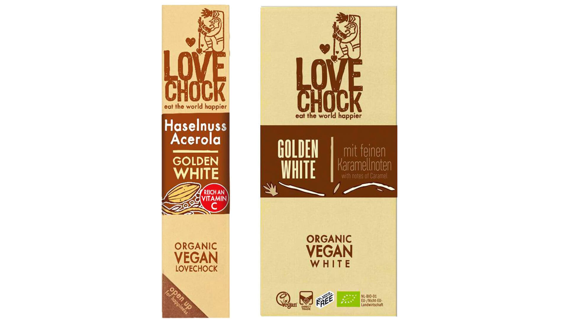 Love Chock Schokolade