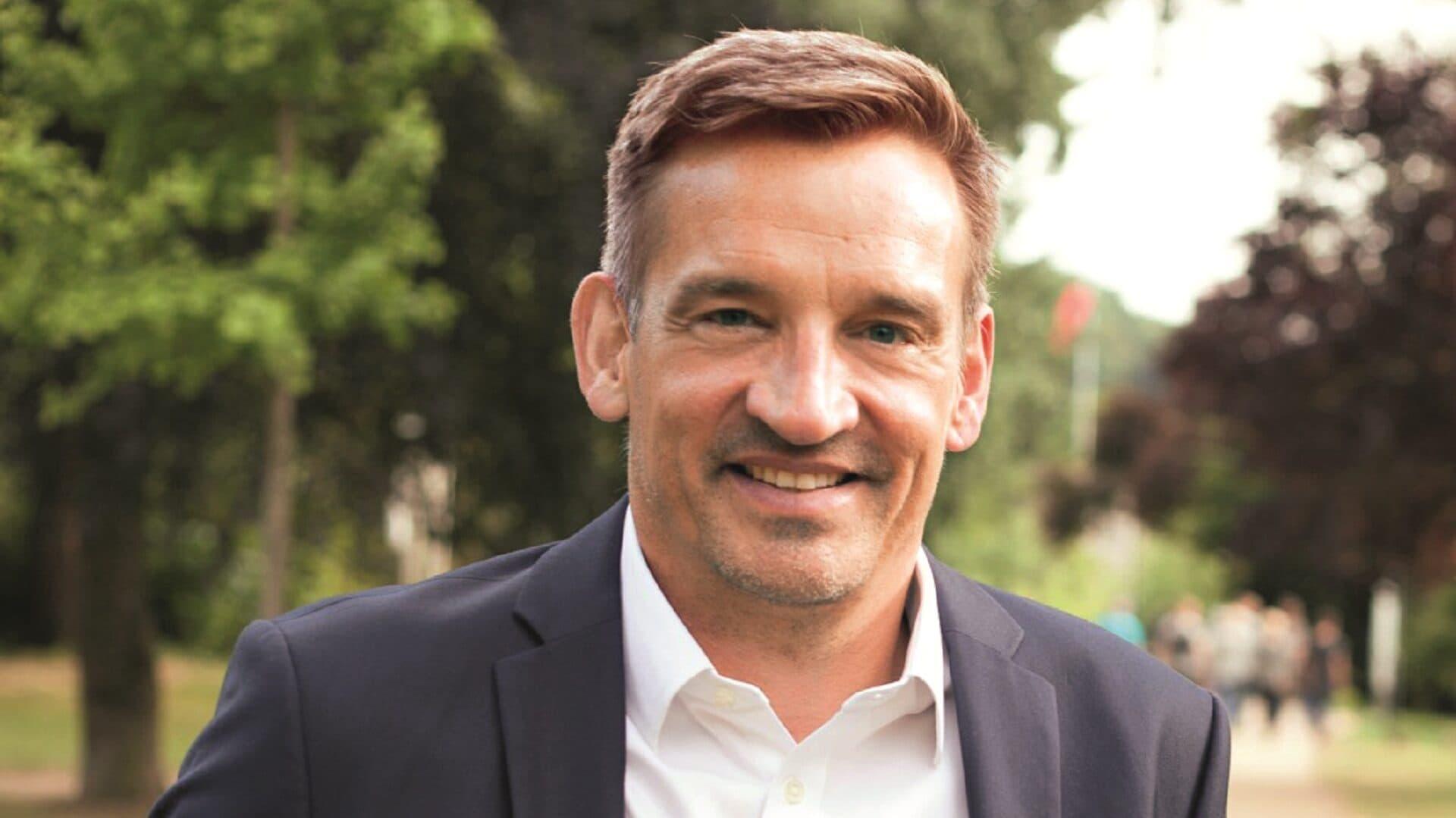 Wolf Lüdge, Geschäftsführer Naturkosmetik Verlag