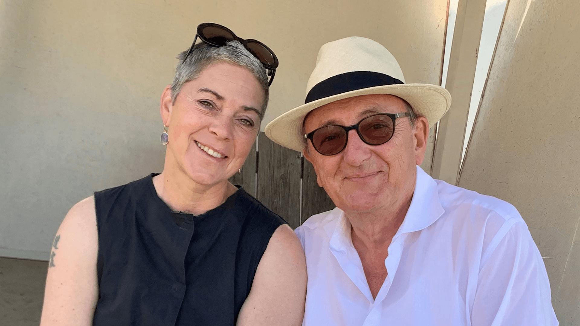 Brigitta Sui Dschen und Paul Mattke