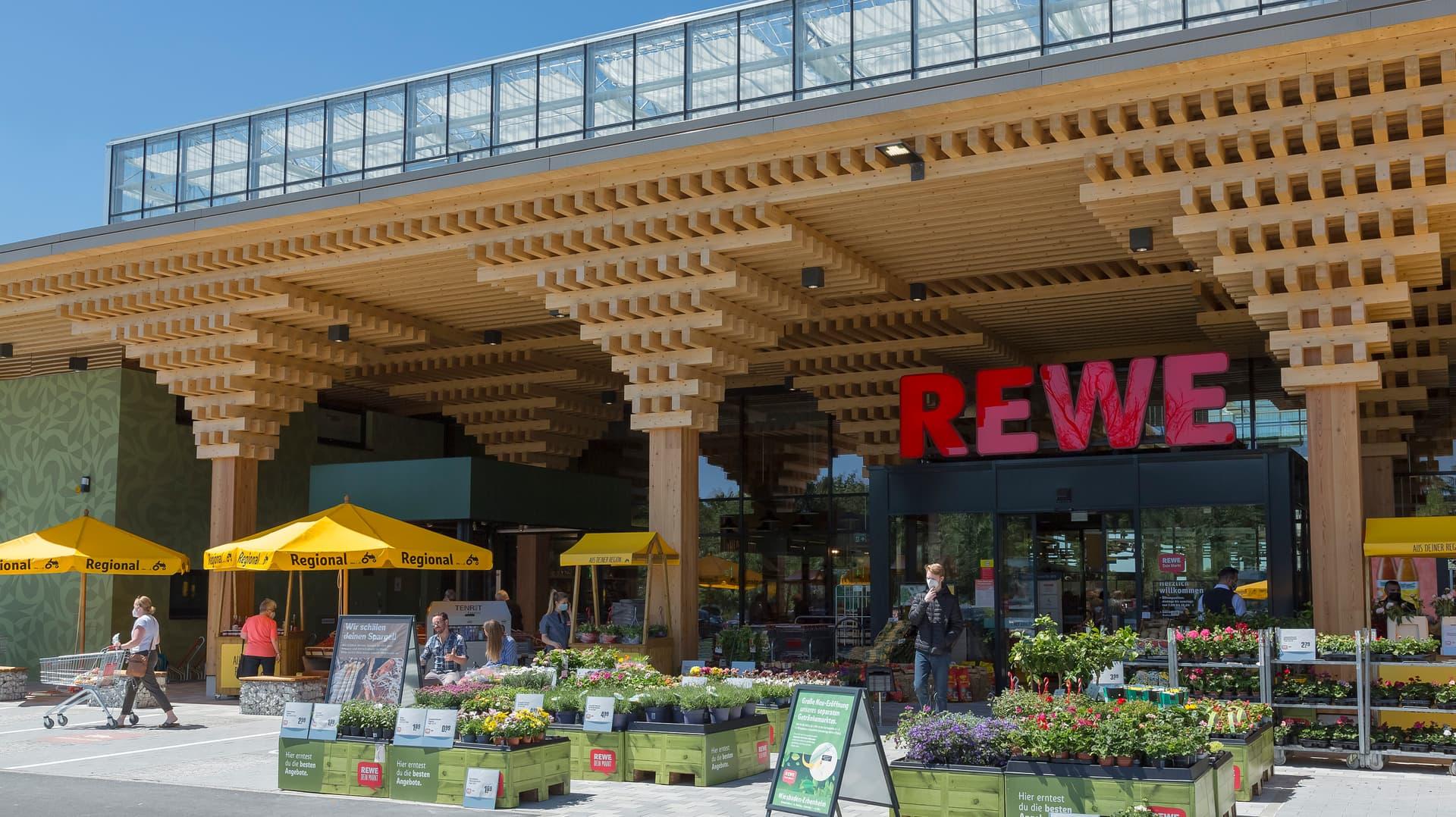 Rewe Green Farming Market