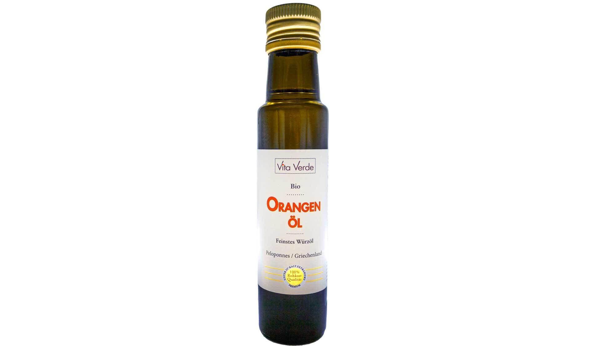 Vita Verde Orangenöl