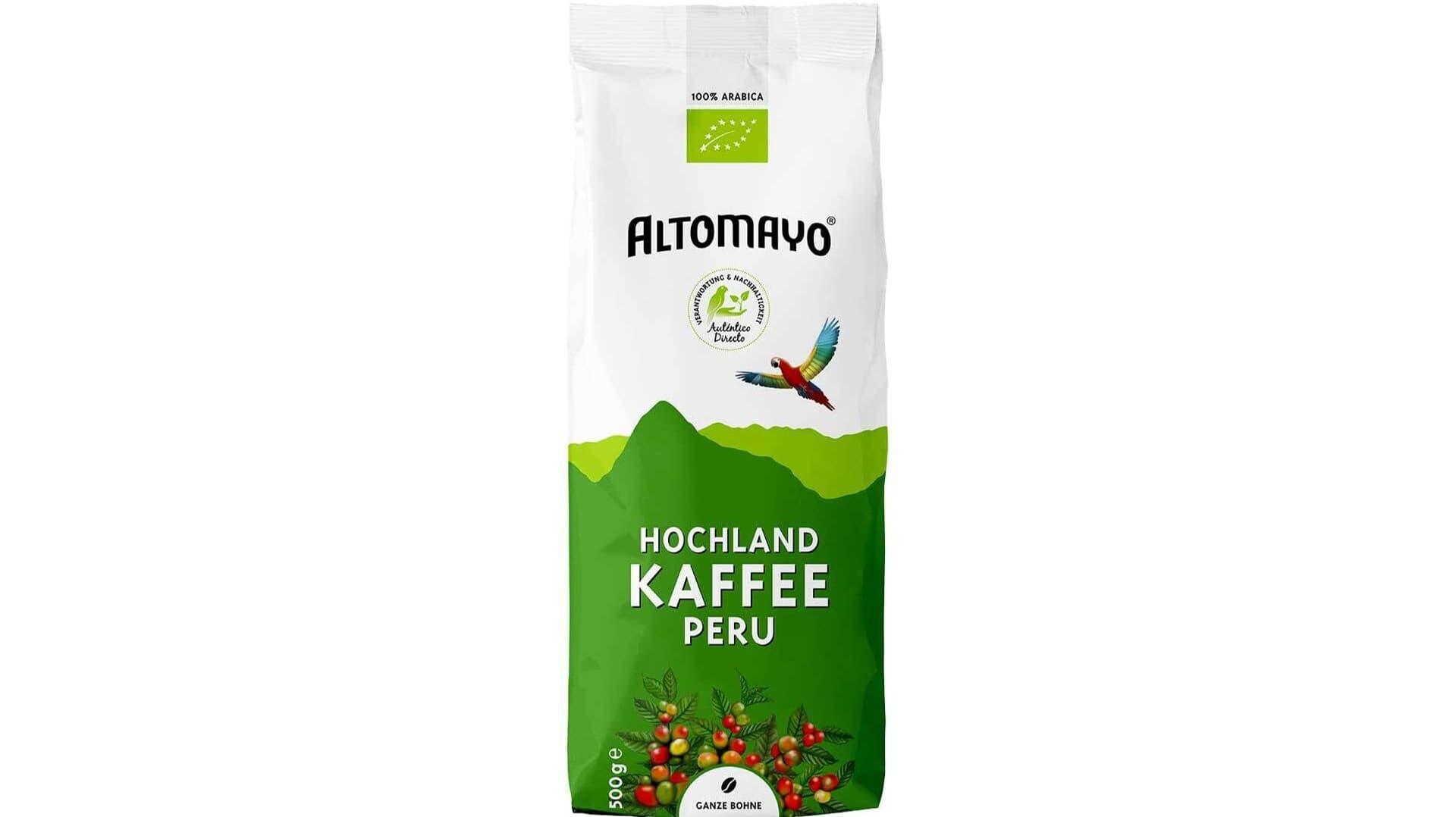 Kaffee von Altomayo