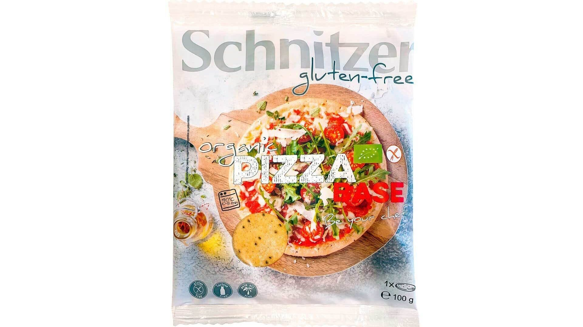 Pizzateig Schnitzer
