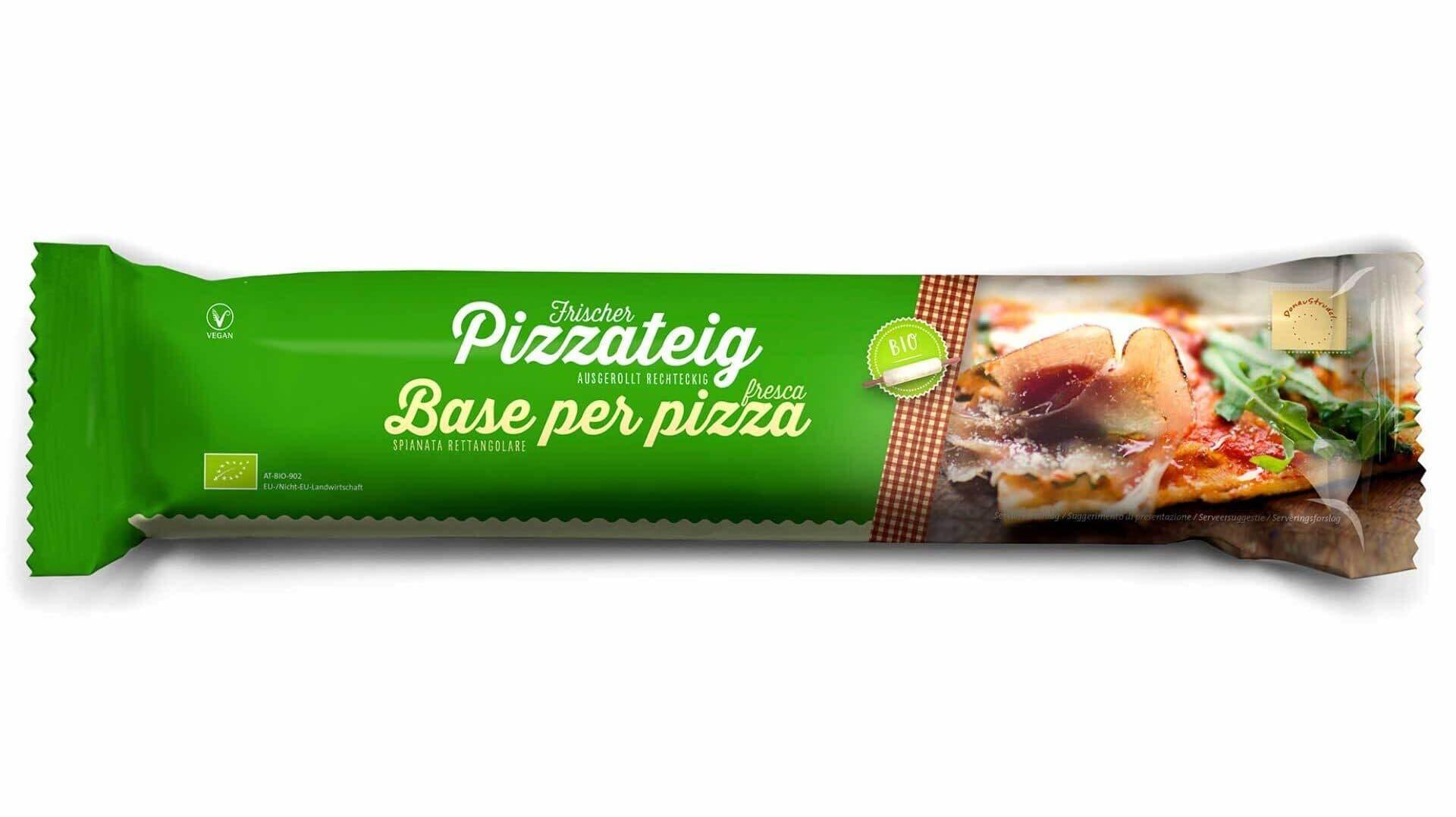 Pizzateig von Donaustrudel