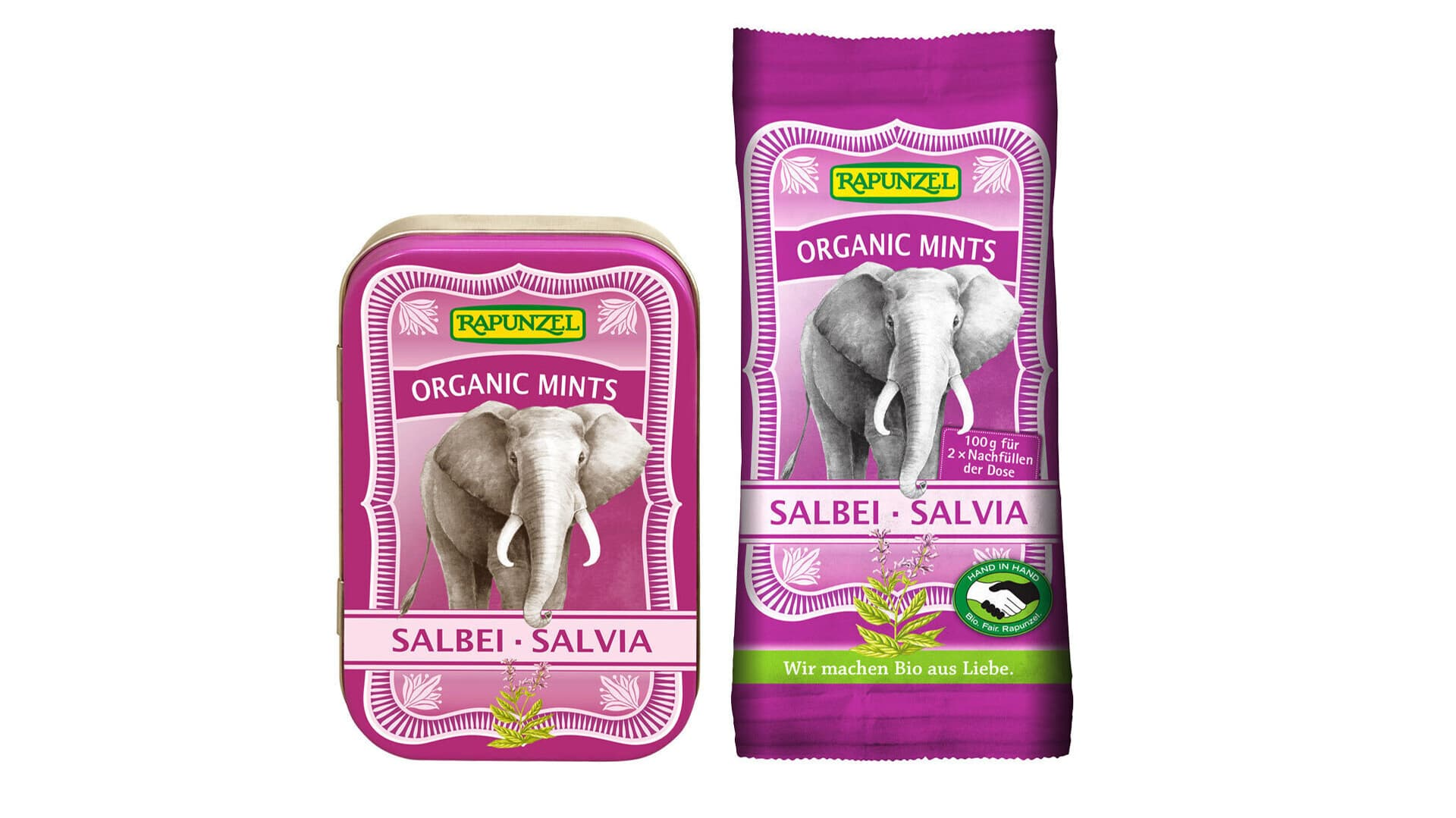 Rapunzel Organic Mints
