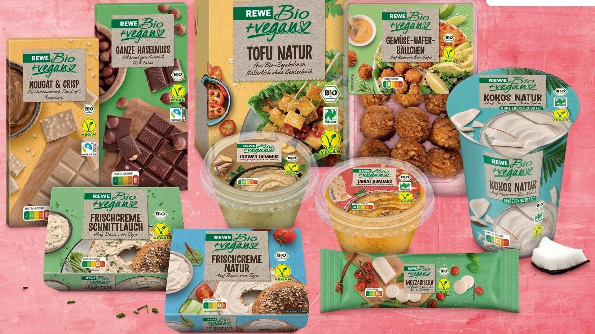 Rewe Bio + Vegan