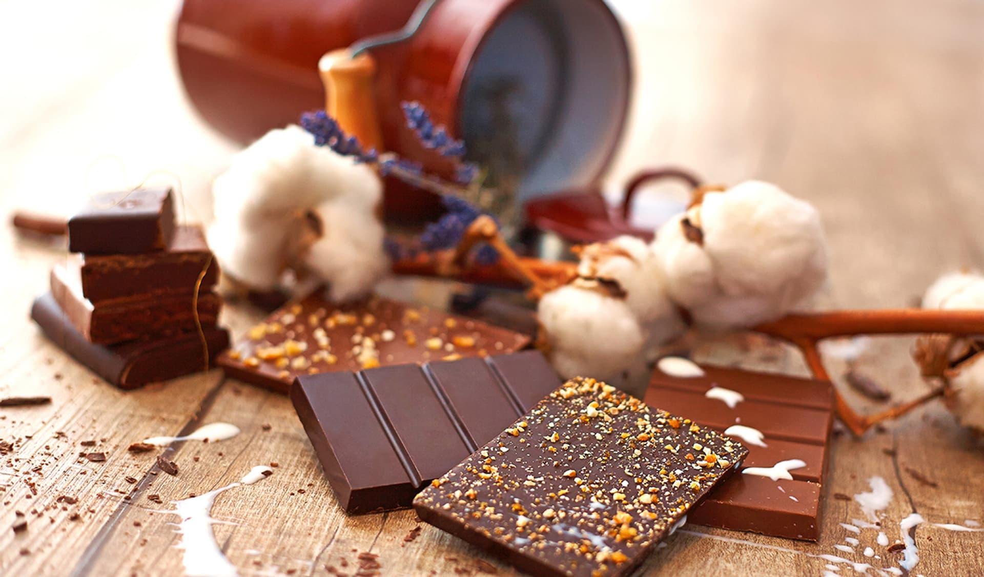 Schokolade von Styx Naturcosmetic