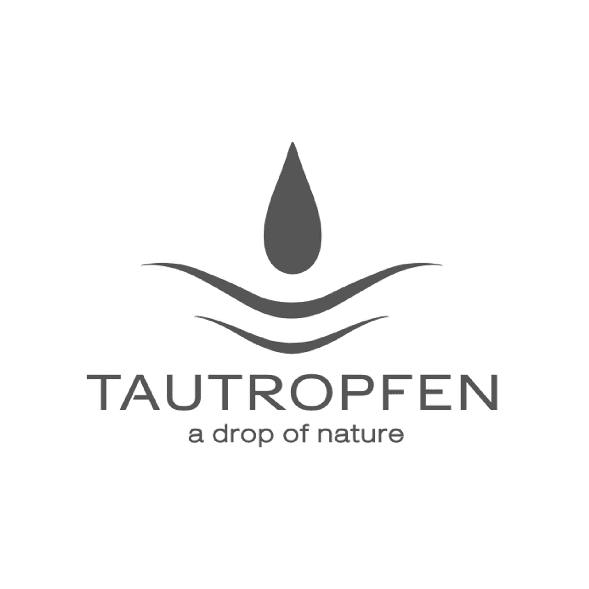 Tautropfen Logo