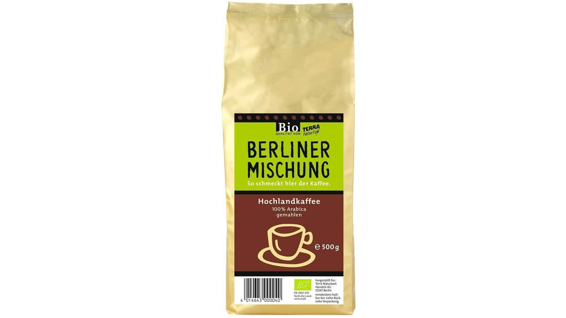 Kaffee von Terra Naturkost