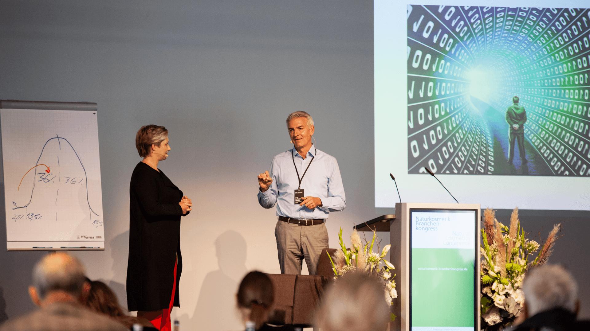 Thomas Rudolph Naturkosmetik-Branchenkongress 2020