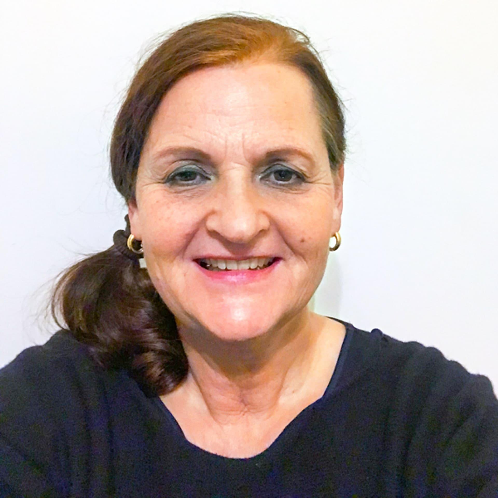 Tina Otte, Filialleiterin von Terra Verde in Bad-Homburg/Hessen