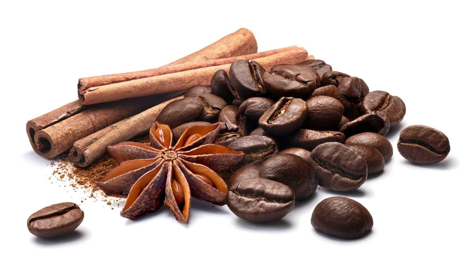 Zimt, Anis und Kaffee