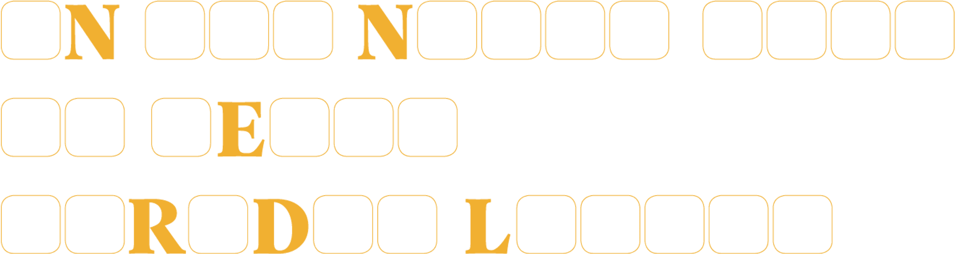 Silbenrätsel Lösung