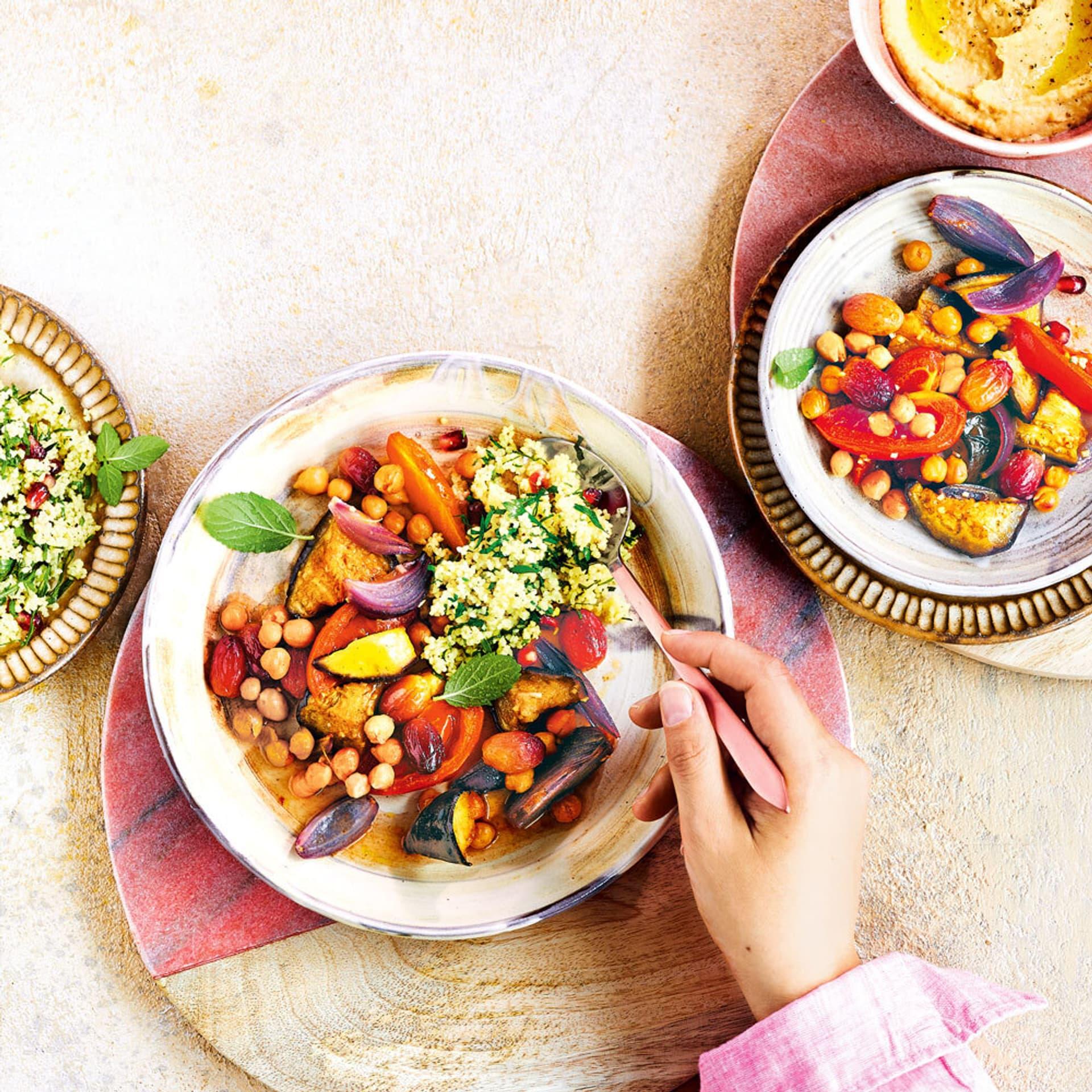 Orientalisches Gemüse