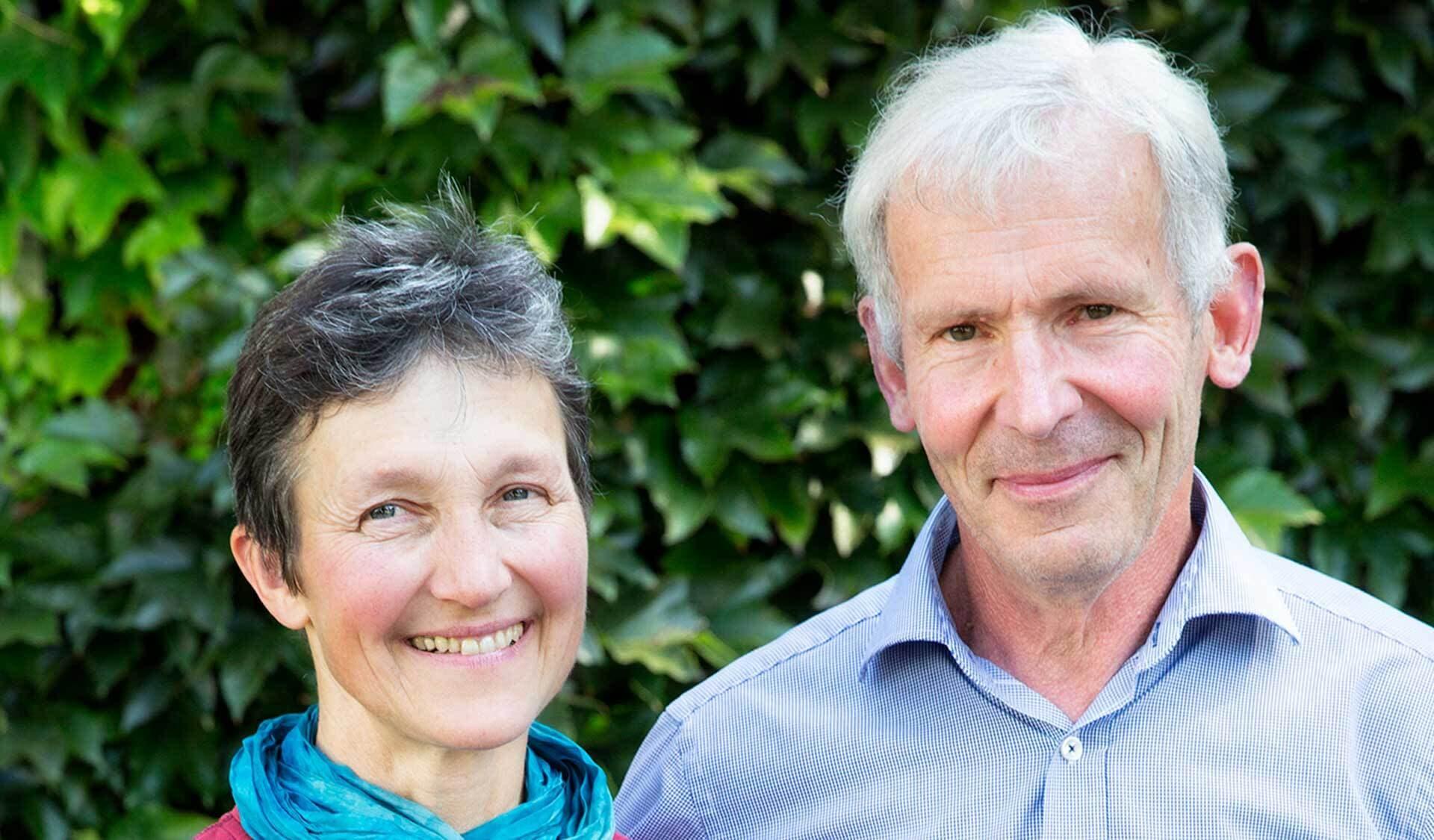Birgitta und Albert Teschemacher
