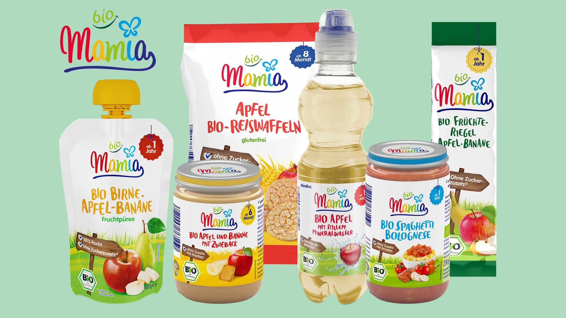Produkte von Mamia Bio