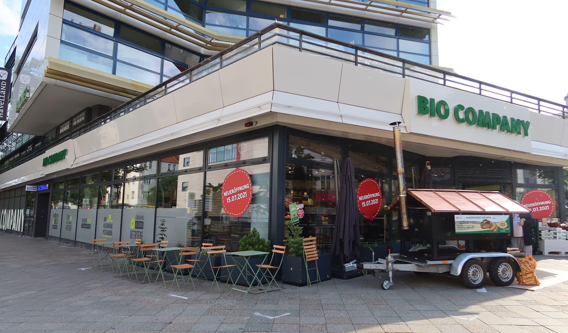 Bio Company Walther Schreiber Platz