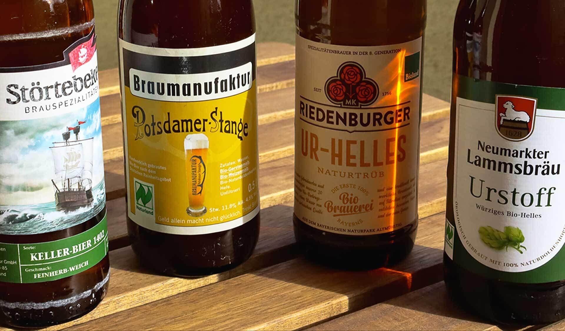 Bio-Biere