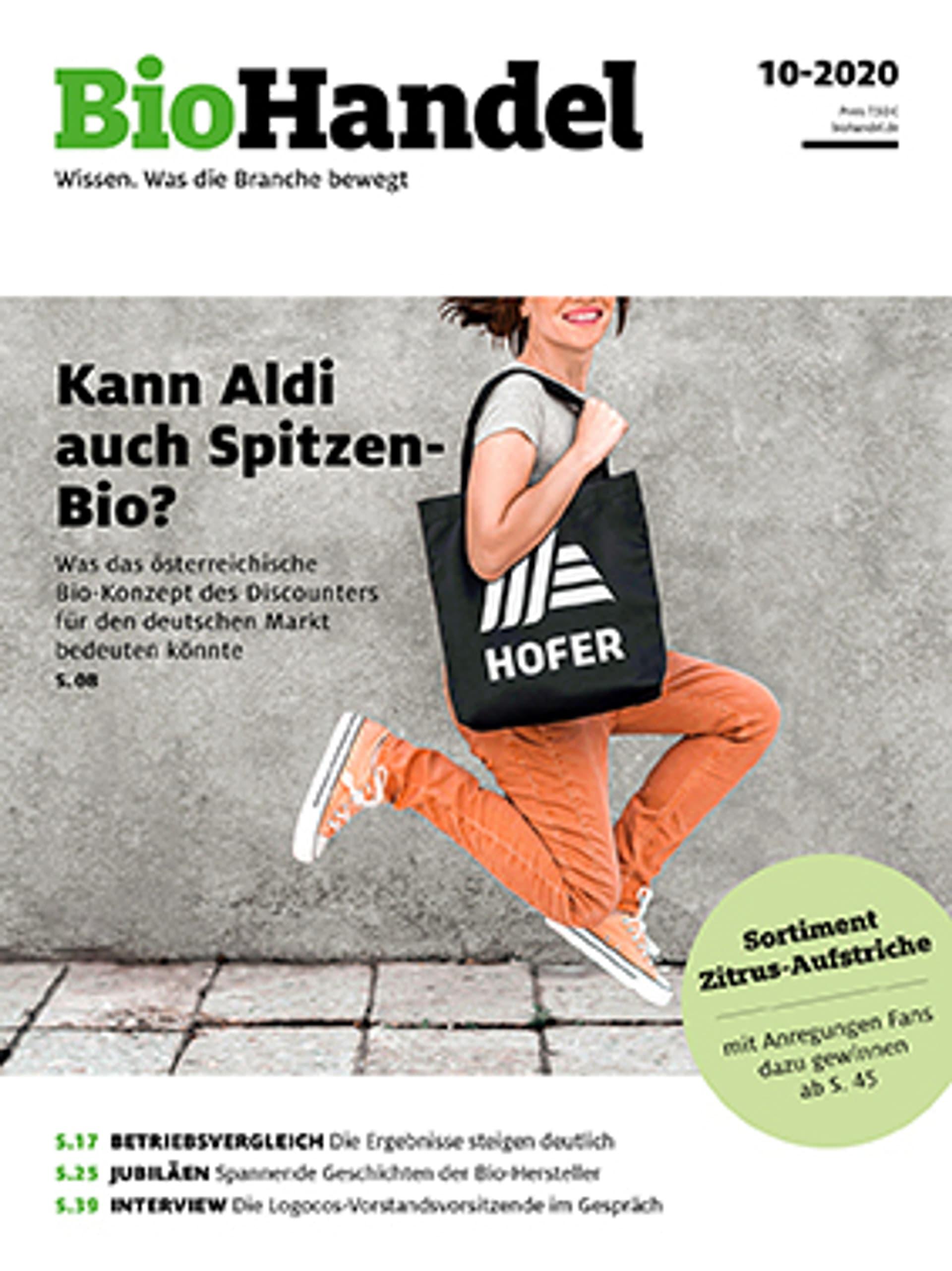 BioHandel Cover 10