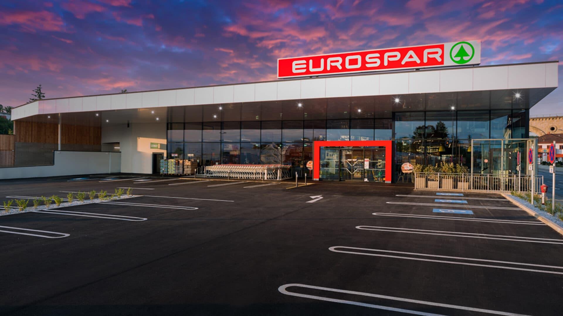 Eurospar Filiale Neulengbach
