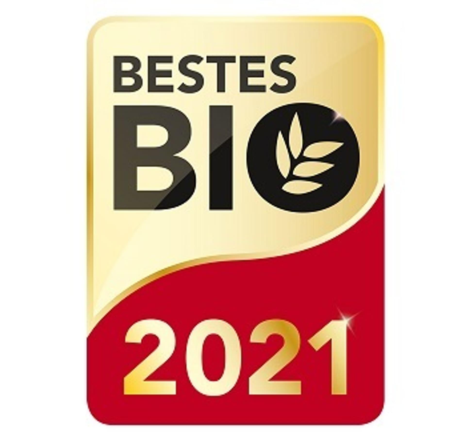 Logo Bestes Bio 2021