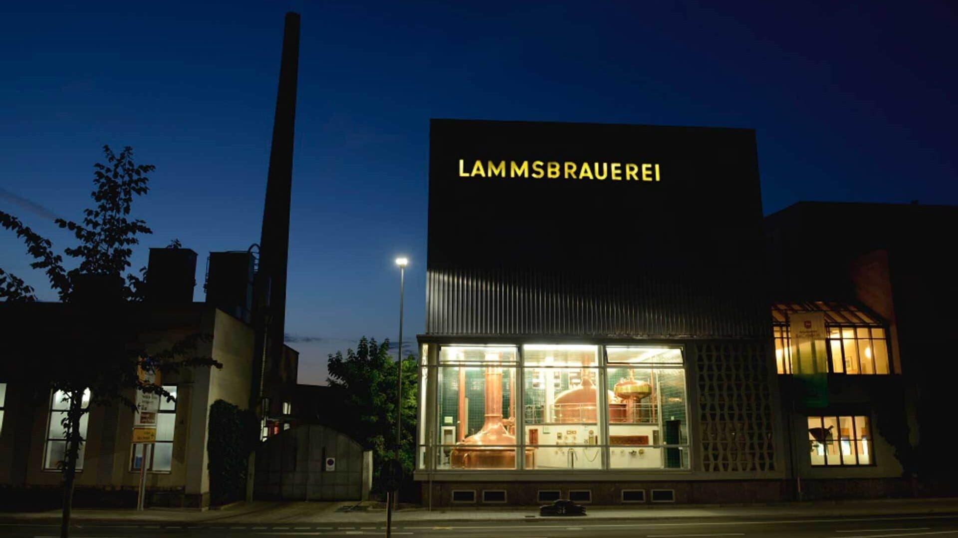 Lammsbräu Gebäude