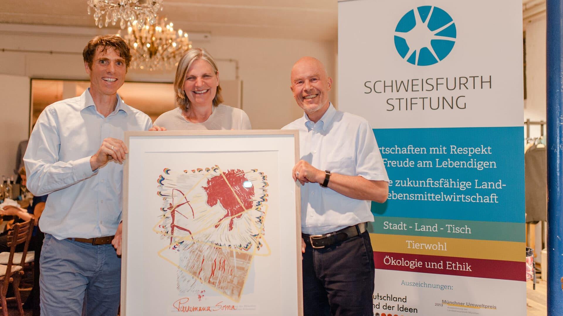 Niels Kohlschuetter, Anne Schweisfurth, Franz Theo Gottwald